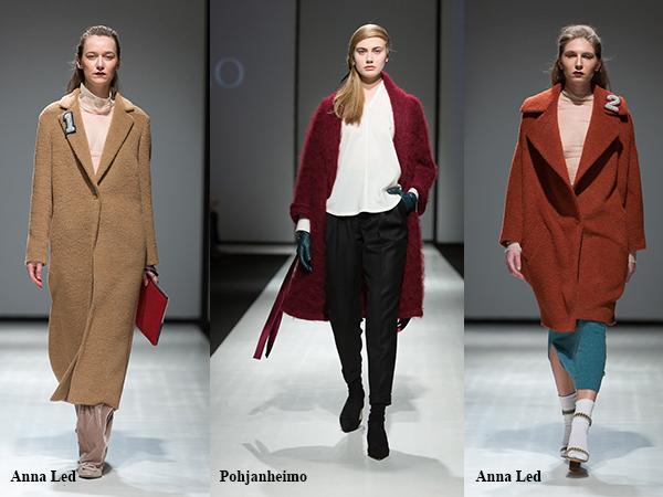 Шикарные пальто