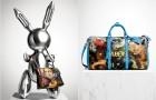 Louis Vuitton создали коллекцию с Джеффом Кунсом
