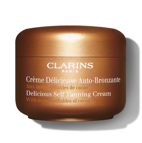 Crème Délicieuse Auto-Bronzante, Clarins