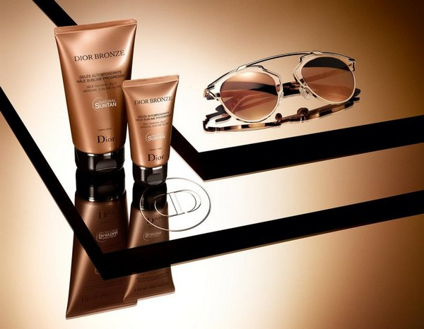 DIOR BRONZE Self-Tanning Jelly 1