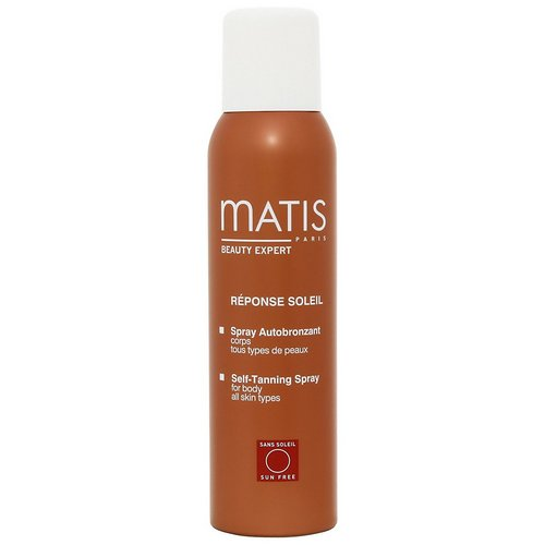 Reponse Soleil Self-Tanning Spray For Body, Matis