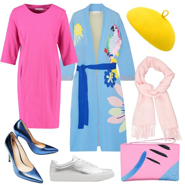 c чем носить розовый (3)
