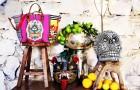 Christian Louboutin создавали сумку вместе с мастерицами племени майя