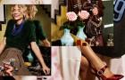 Джейми Кинг в новой рекламной кампании Miu Miu