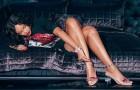 Вторая коллекция обуви Rihanna x Manolo