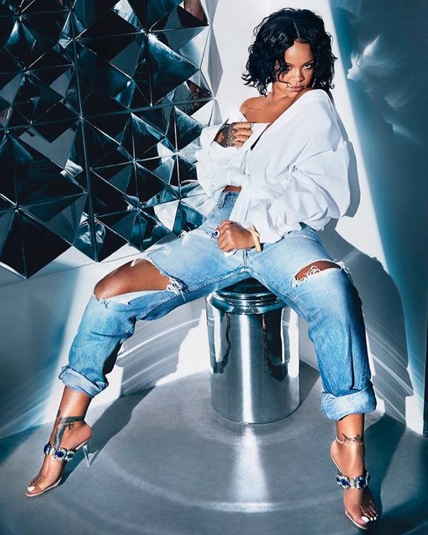 Rihanna x Manolo So Stoned 2