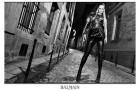 Тайны парижских улиц в новой кампании Balmain
