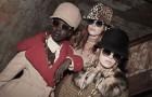 Хип-хоп-культура в новой рекламной кампании Marc Jacobs