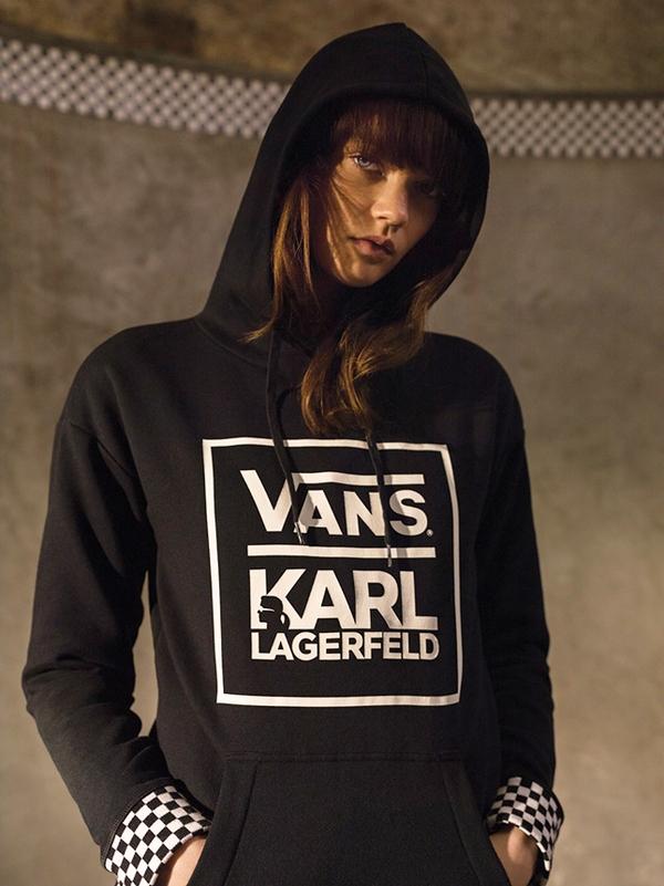 Karl Lagerfeld x Vans 3