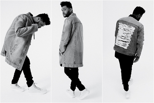 The Weeknd Puma Parallel 1