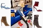 Клаудия Шиффер создала коллекцию обуви для Aquazzura