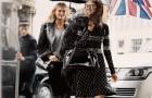 Michael Kors выпустили осенне-зимнюю коллекцию сумок Sadie