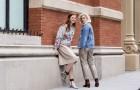 Подруги в Нью-Йорке: новая кампания Violeta by Mango