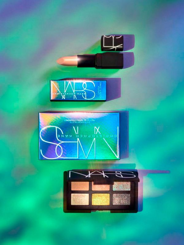 Christopher Kane Nars Chrome Couture 1