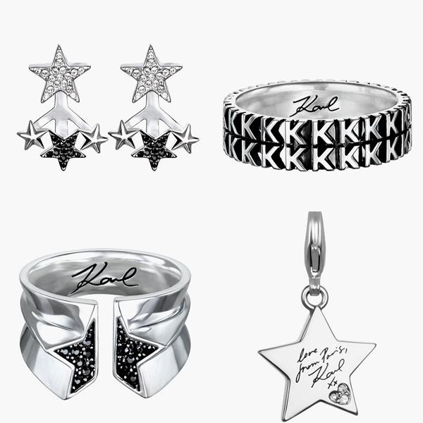 Karl Lagerfeld Jewelry 1