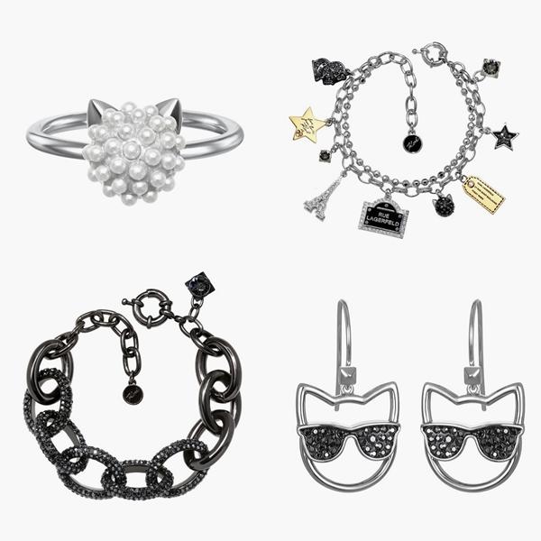 Karl Lagerfeld Jewelry 4