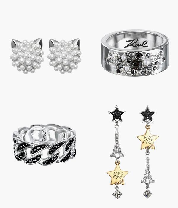 Karl Lagerfeld Jewelry 5