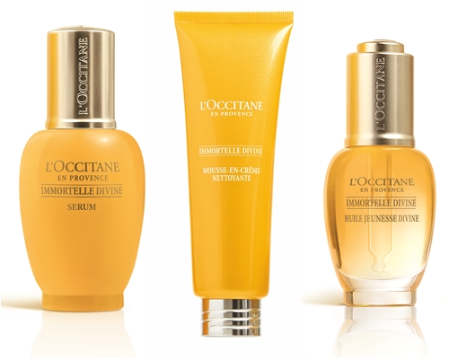 L'Occitane Immortelle Divine 3