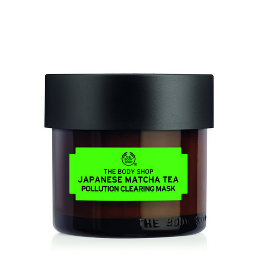 The Body Shop Japanese Match Tea 2