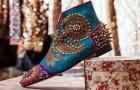 Любовь к Индии в новой коллекции Christian Louboutin