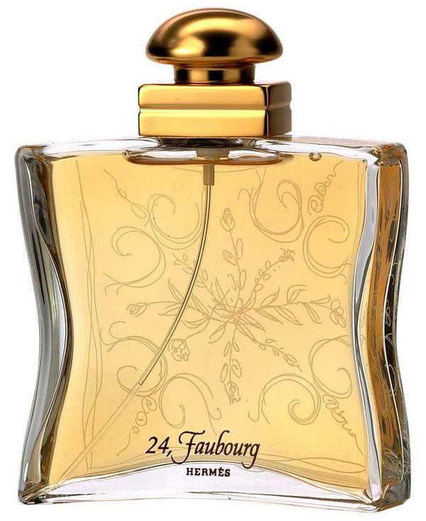 24 Faubourg Extrait, Hermes