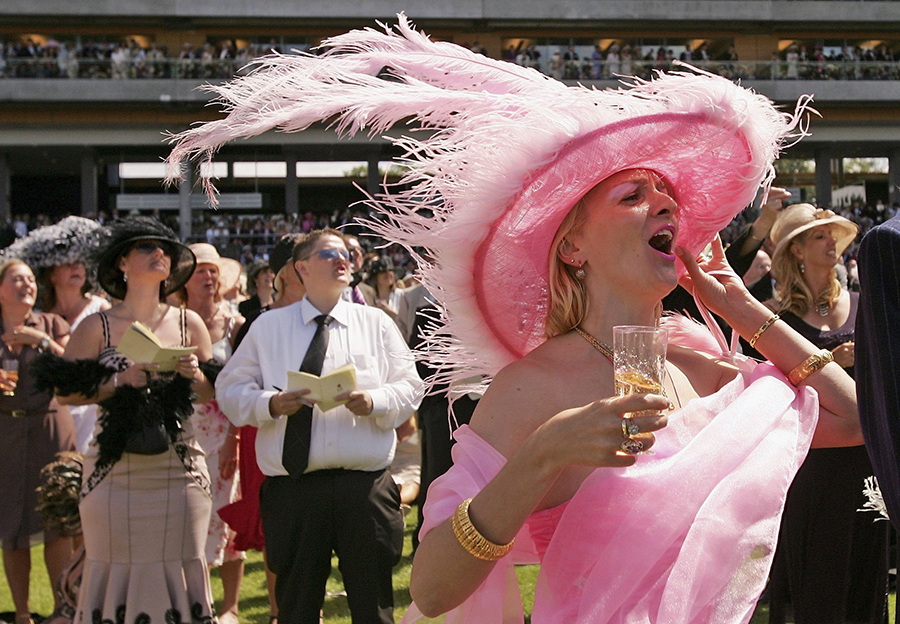 Ladie's Day At Royal Ascot - Day 3