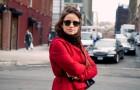 Никогда не выйдет из моды: 20 образов Миры Думы