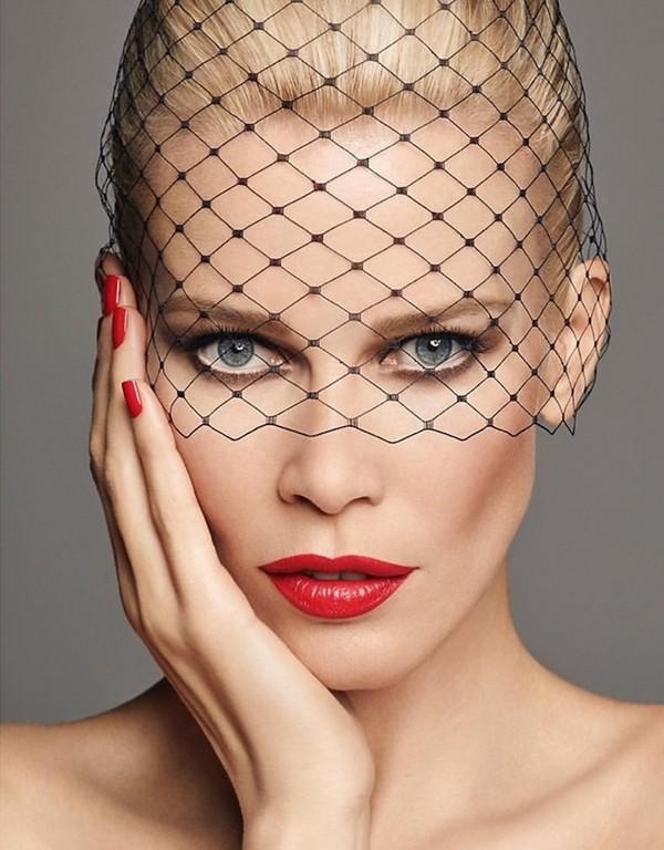 Claudia Schiffer Makeup 1