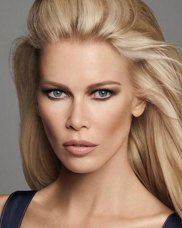 Claudia Schiffer Makeup 2