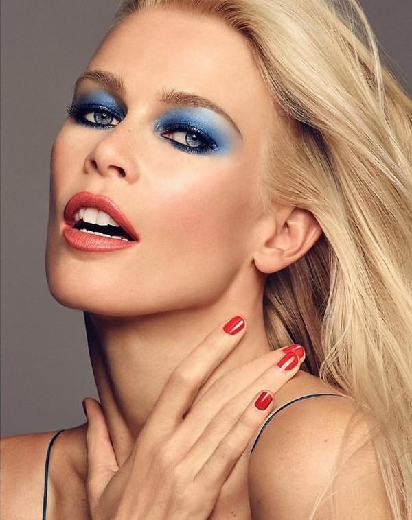 Claudia Schiffer Makeup 3