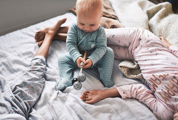 Zara Life Is Better In Pyjamas 3