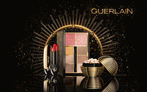Guerlain Gold Ball Makeup Collection Christmas Holiday 2017_1