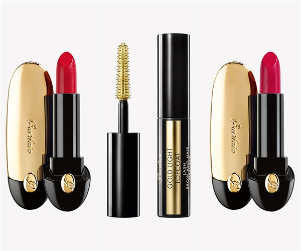 Guerlain Gold Ball Makeup Collection Christmas Holiday 2017_2