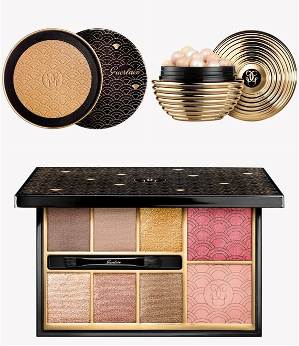 Guerlain Gold Ball Makeup Collection Christmas Holiday 2017_3