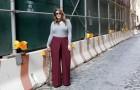 Модница недели: блогер и модель plus-size Кэти Стурино