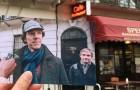 Instagram-находка: путешественница, которая публикует реальные локации «Шерлока» и «Игры престолов»