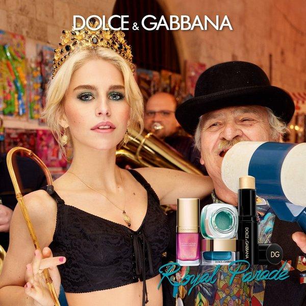 Dolce & Gabbana Royal Parade 2