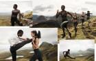 Новая рекламная кампания H&M о спорте и женской дружбе