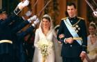 Самые знаменитые королевские свадьбы столетия