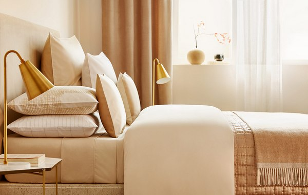 Zara Home The Satin Collection 1