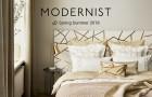 Zara Home представили новую весенне-летнюю коллекцию Modernist