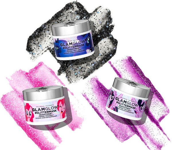 Glamglow My Little Pony Glittermask 1