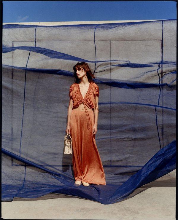 Zara Maxi Length 4