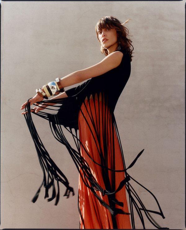Zara Maxi Length 5