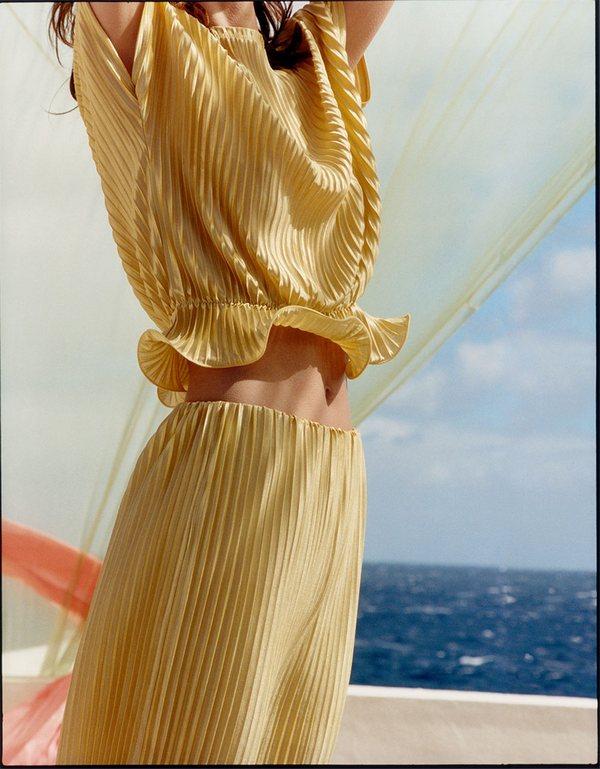 Zara Maxi Length 8
