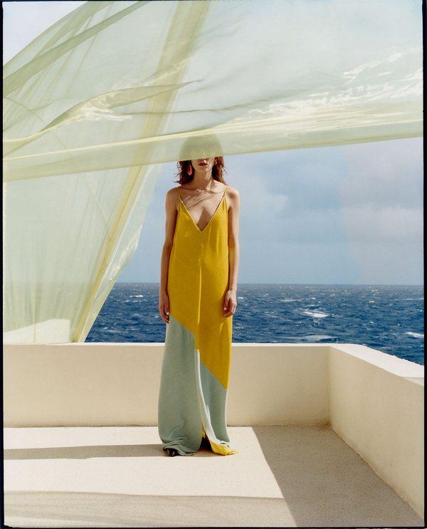 Zara Maxi Length 9