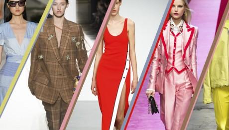 самый модные цвета 2018