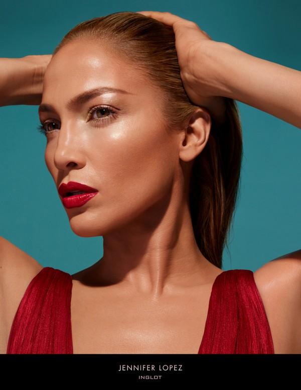 Jennifer Lopez х INGLOT