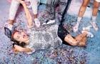Во всем блеске: дебютная коллекция Майли Сайрус для Converse