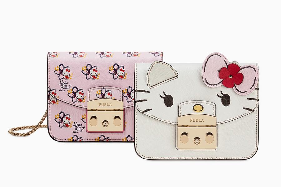 9e612e63a842 Furla и Hello Kitty выпустили совместную коллекцию сумок